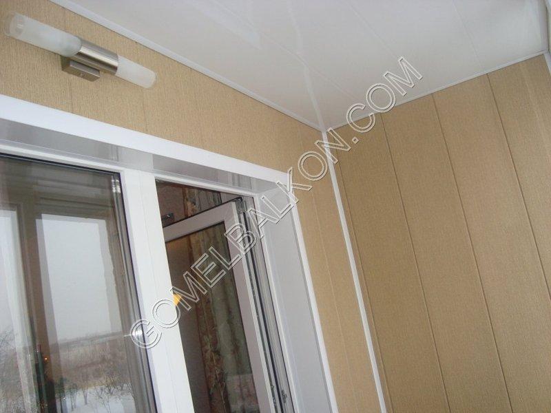 Обшивка балконов и лоджий в гомеле и области в гомельской об.