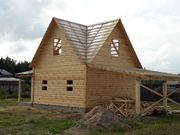 Дома/Бани из бруса профессиональное строительство. Петриков - foto 5