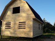 Построим Дом/Баню из бруса по индивидуальн.проекту. Хойники - foto 1
