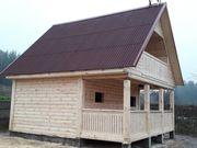 Строительство Домов/Бань из бруса. Срубы недорого. Ельск - foto 2