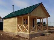 Строительство Домов/Бань из бруса. Срубы недорого. Ельск - foto 8