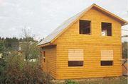 Строительство Домов/Бань из бруса. Срубы недорого. Ельск - foto 10