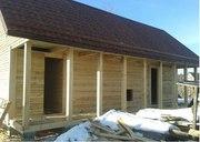 Строим Дома и бани из бруса. Рассрочка 6 месяцев. Гомель - foto 6