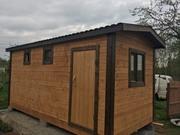 Баня Мобильная за 1 день под ключ установка в Житковичах