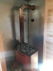 Баня Мобильная за 1 день под ключ установка в Чечерске - foto 0