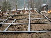 Свайно-винтовой Фундамент под ключ в Житковичах