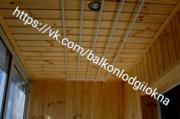 Обшивка балконов ,  лоджий в Гомеле и районе ,  есть рассрочки .  - foto 16