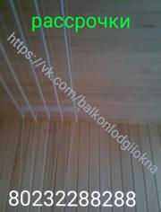 Обшивка балконов ,  лоджий в Гомеле и районе ,  есть рассрочки .  - foto 18
