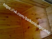 Обшивка балконов ,  лоджий в Гомеле и районе ,  есть рассрочки .  - foto 21