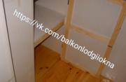 Обшивка балконов ,  лоджий в Гомеле и районе ,  есть рассрочки .  - foto 7